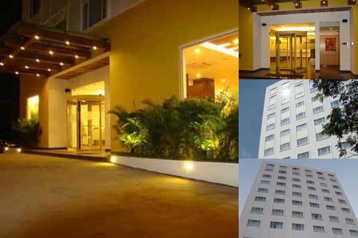 Lemon Tree Hotel Chennai photo collage