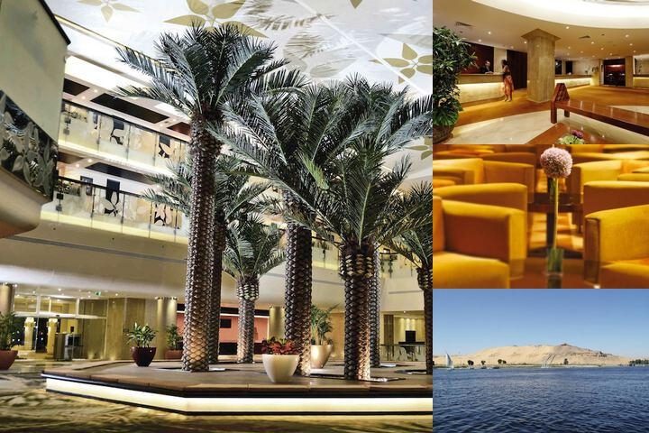 Mövenpick Resort Aswan photo collage