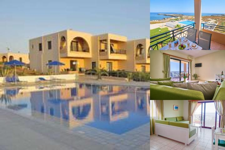 Nanakis Beach Apartments photo collage