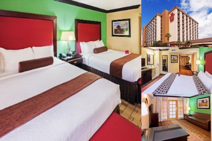 Crowne Plaza Suites Houston photo collage