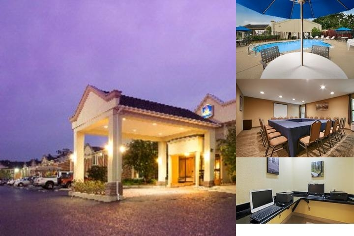 Best Western Historic Frederick photo collage