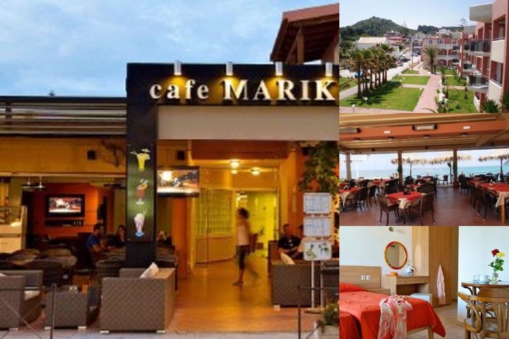 Marika Hotel photo collage