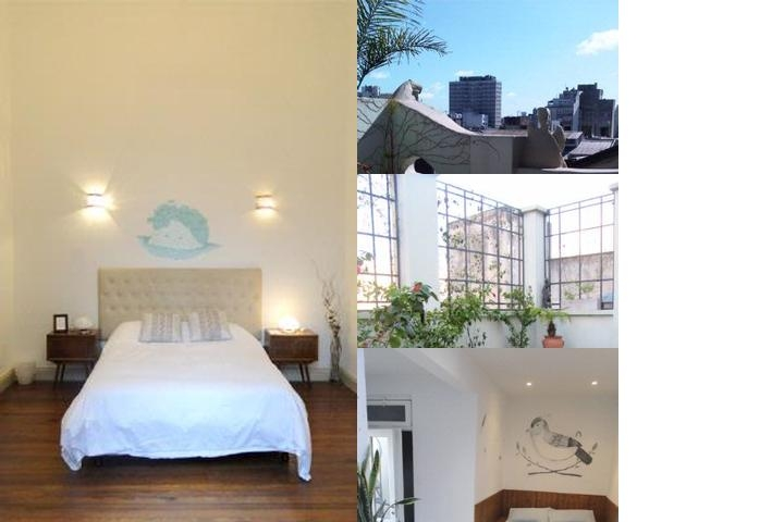 Bed & Breakfast Bonito Buenos Aires San Telmo photo collage
