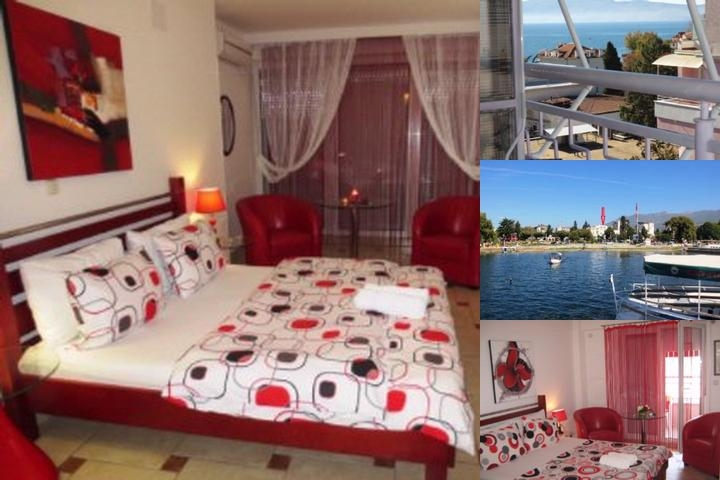 Accommodation Jovan photo collage