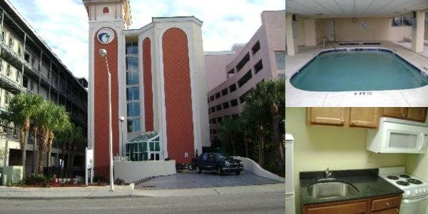 3 PALMS OCEANFRONT HOTEL Myrtle Beach SC 703 South Ocean 29577