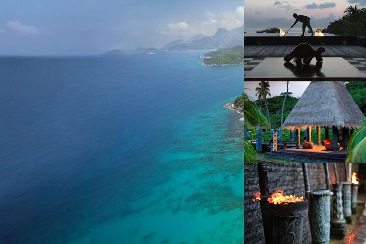 Maia Luxury Resort & Spa photo collage