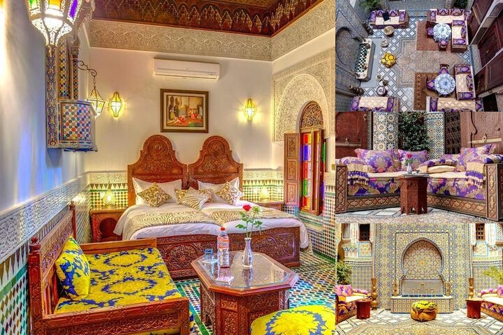 Riad Rcif photo collage