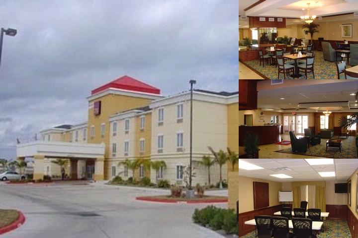 Comfort Suites Near Texas a & M Corpus Christi photo collage