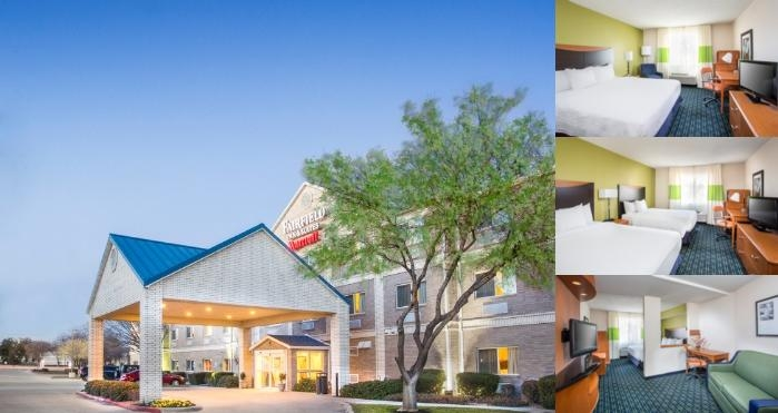 Fairfield Inn by Marriott Plano photo collage
