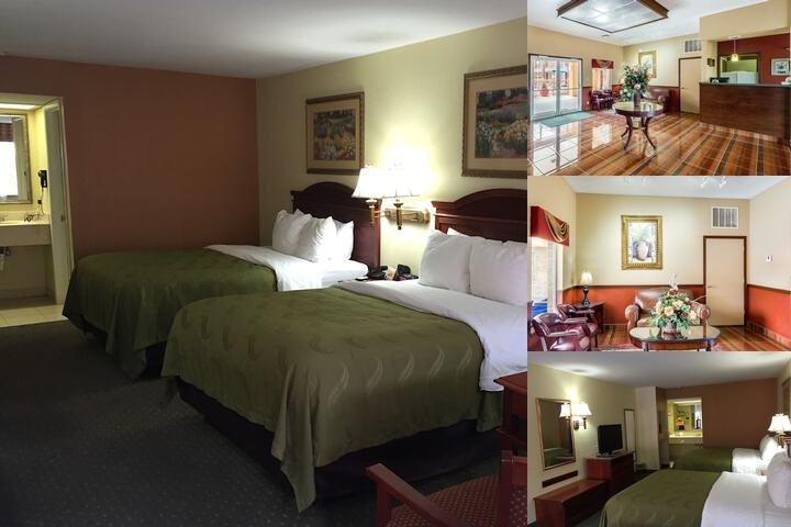 Quality Inn & Suites Eagle Pass photo collage
