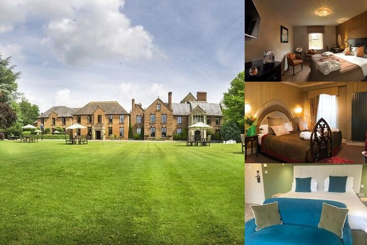 Hatherley Manor Classic Hotel photo collage