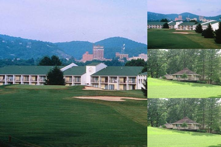 Crowne Plaza Resort Asheville photo collage