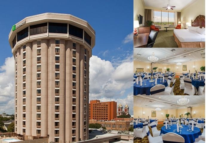 Holiday Inn Downtown Historic District photo collage