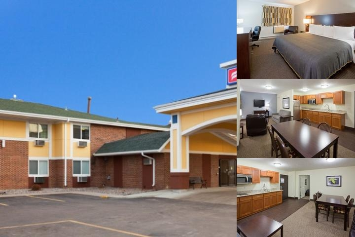 Fargo Inn & Suites photo collage