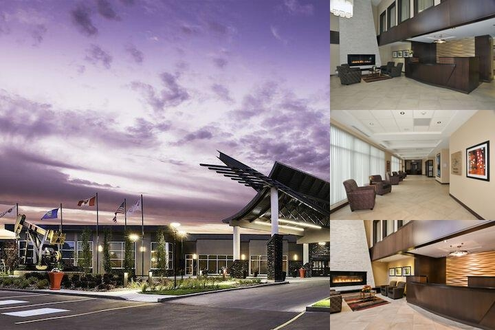 Best Western Plus Edmonton Airport Hotel photo collage