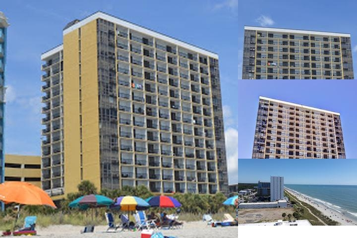 Sun N Sand Resort photo collage