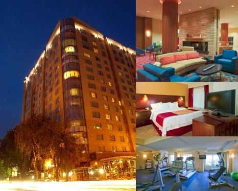 Residence Inn Sacramento Downtown Capital Park photo collage