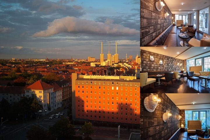 Hotel Amadeus photo collage