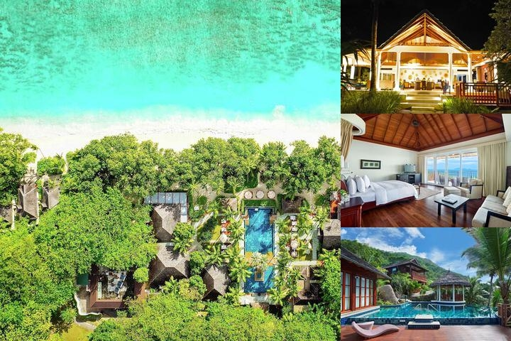 Hilton Seychelles Labriz Resort & Spa photo collage