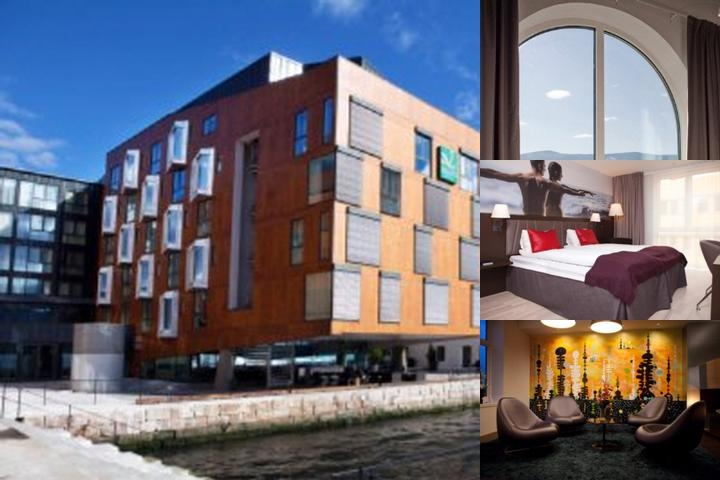 Quality Hotel Waterfront Ålesund photo collage