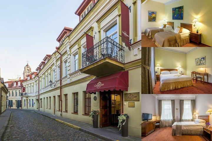 Grotthus Hotel photo collage