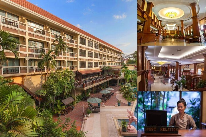 Prince D Angkor Hotel & Spa photo collage