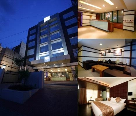Mango Hotels Amritsar Mall Road photo collage