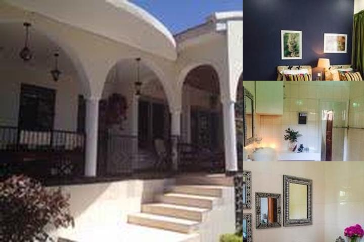 Amans Luxury Villa photo collage