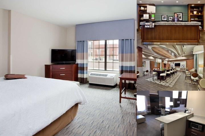 Hampton Inn & Suites Chapel Hill / Carrboro photo collage
