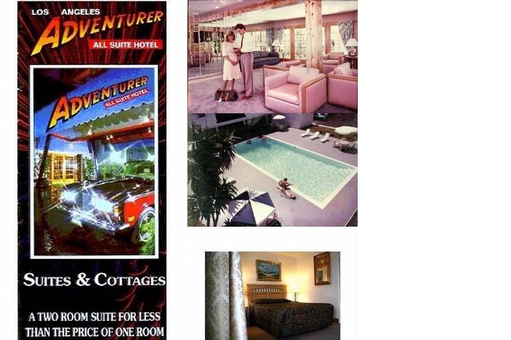 Los Angeles Adventurer All Suite Hotel at Lax photo collage