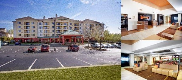 Courtyard by Marriott Richmond / Chester photo collage