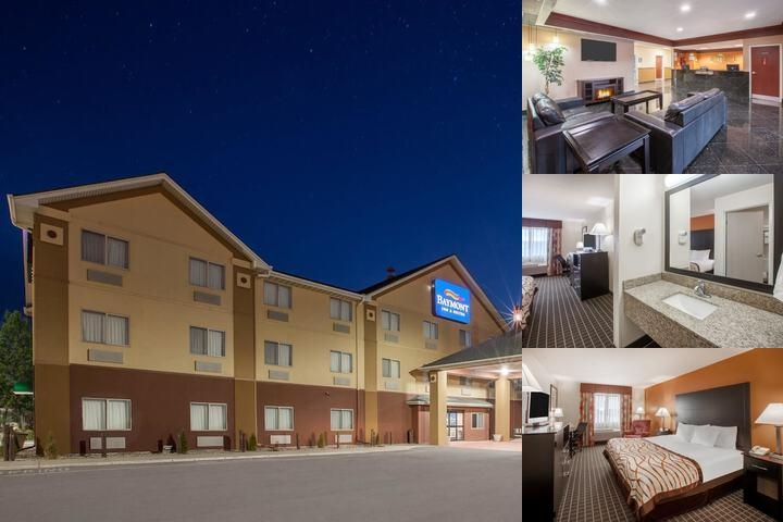 Baymont Inn Suites Conference Center Photo Collage