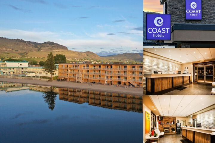 Coast Osoyoos Beach Hotel photo collage