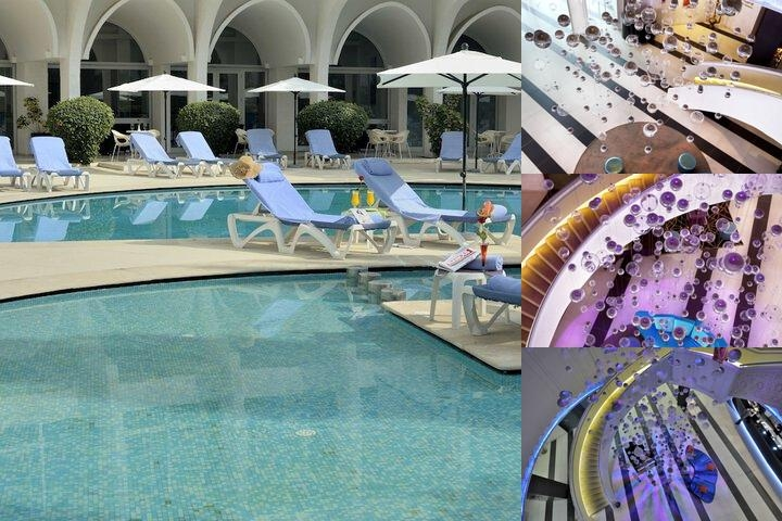 Husa Solazur Business & Spa photo collage
