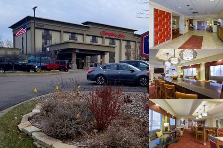 Hampton Inn Eagan photo collage