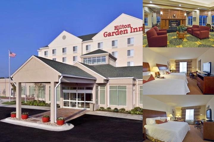Hilton Garden Inn North Austin photo collage