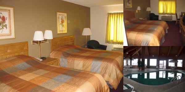 The Heritage Inn & Suites photo collage