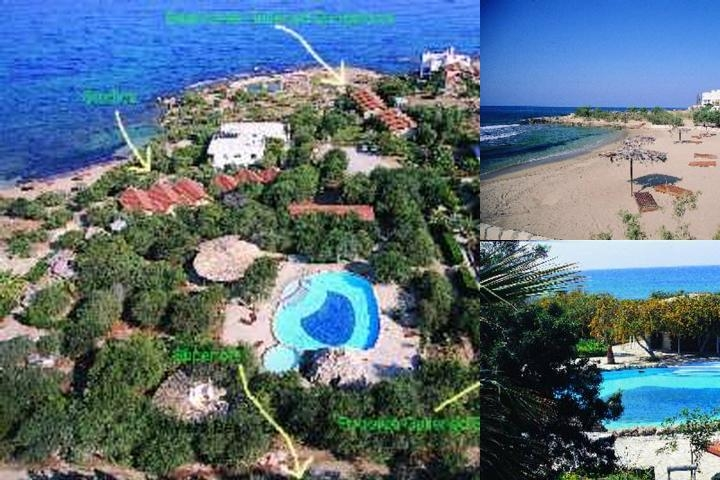Riviera Beach Hotel & Bungalows photo collage
