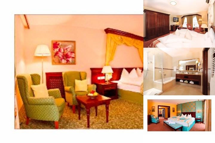 Grandhotel Lienz photo collage