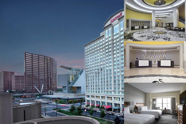 Marriott Hartford Downtown photo collage