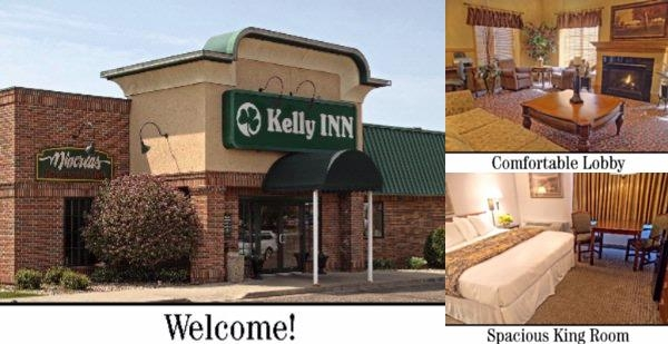 Kelly Inn photo collage
