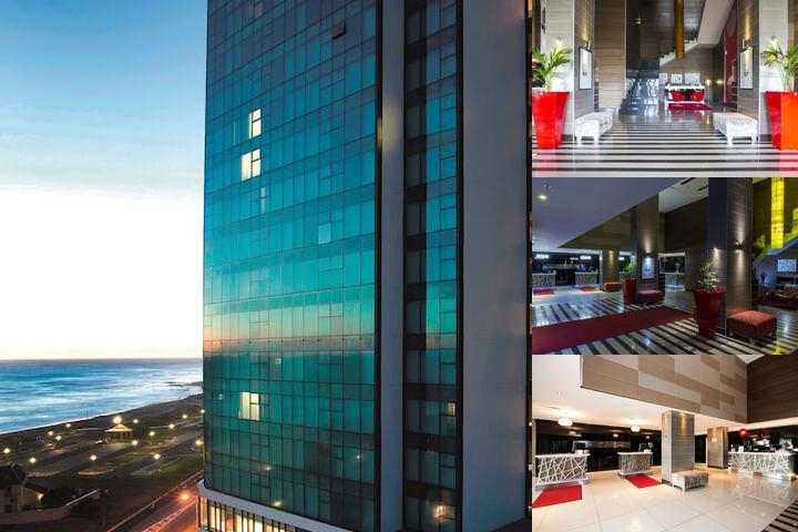 Radisson Blu Hotel Port Elizabeth photo collage