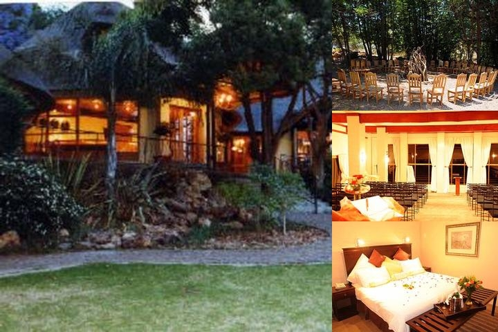Mogale Country Lodge photo collage