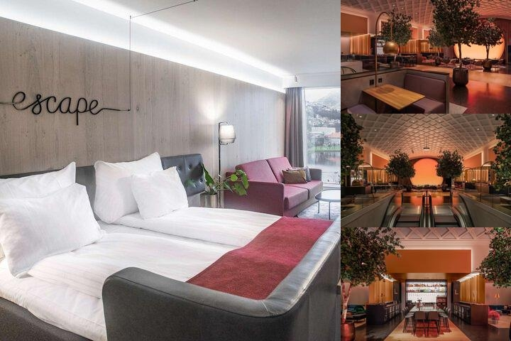 Radisson Blu Hotel Norge Bergen photo collage