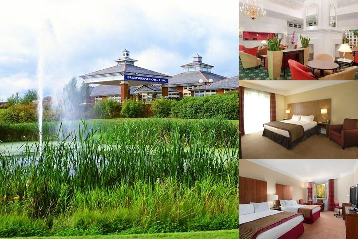Bromsgrove Hotel & Spa photo collage