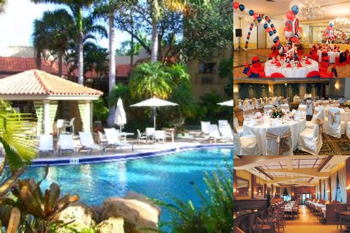 Renaissance Boca Raton Hotel photo collage