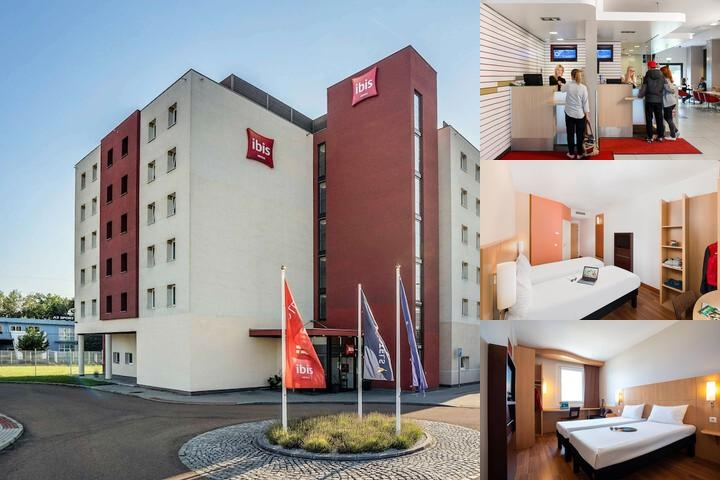 Ibis Hotel Plzen photo collage