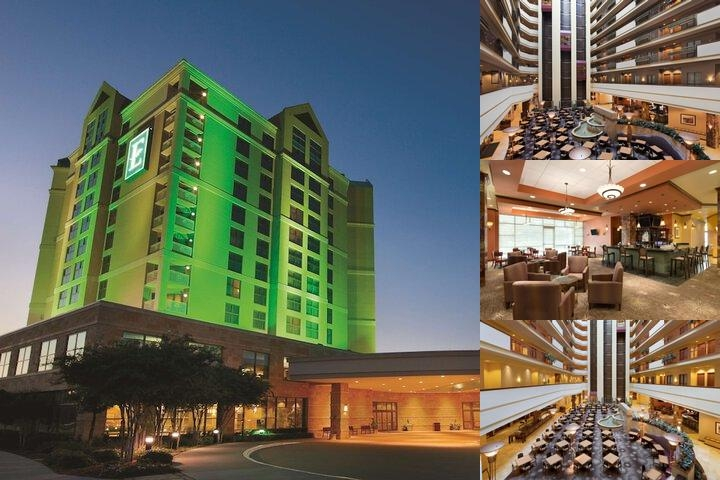 Embassy Suites photo collage