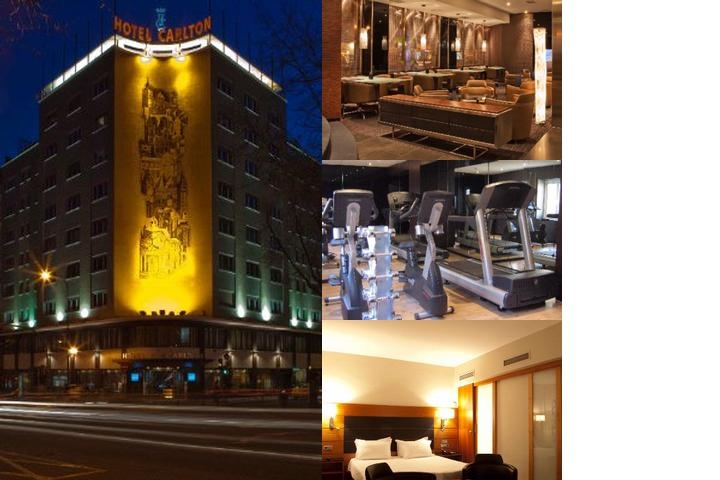 AC Hotel Carlton Madrid by Marriott photo collage