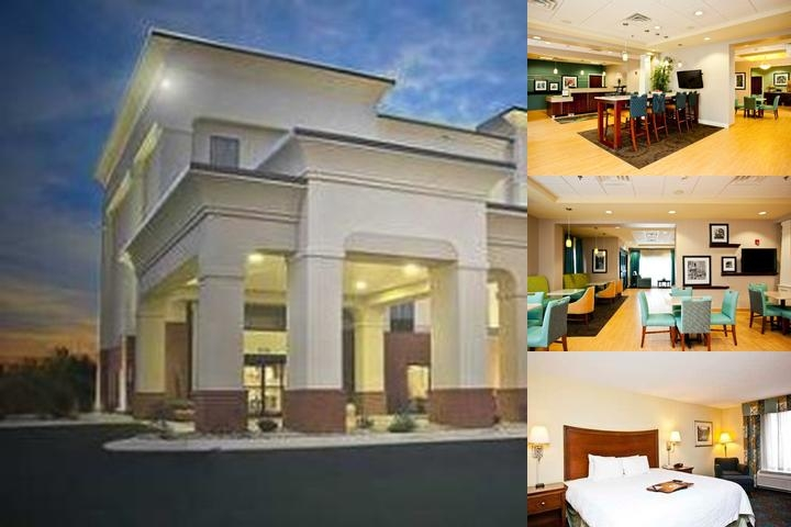 Hampton Inn Martinsburg South Inwood photo collage